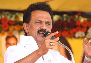 Stalin sensational comments on Jayalalithaa death