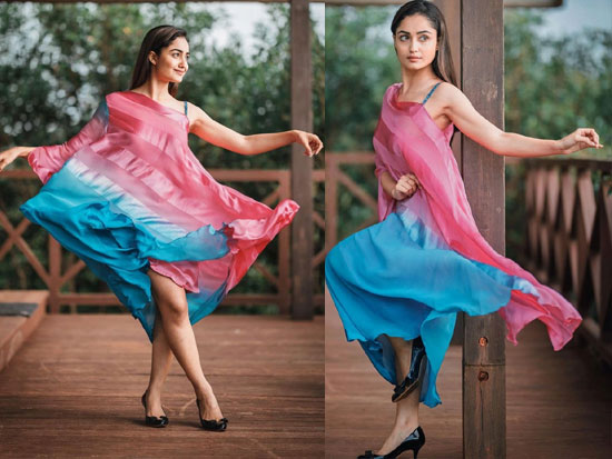 Tridha Chowdary Latest Wallpapers