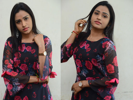 Vikasini Latest Photoshoot