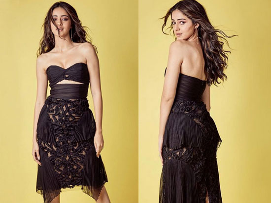 Beautiful And Stylish Photos Of Ananya Panday