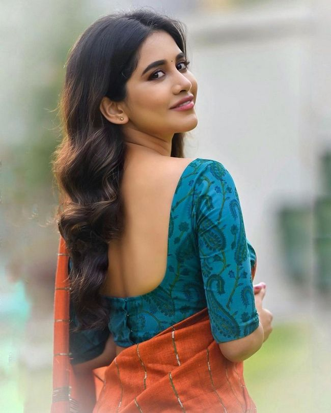 Nabha Natesh Trendy Poses