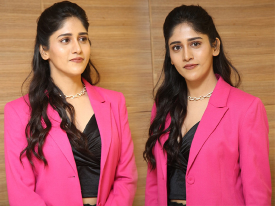 chandini chowdary At colour Photo Pre Release Event