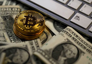 One bitcoin is worth Rs. 14 lakhs
