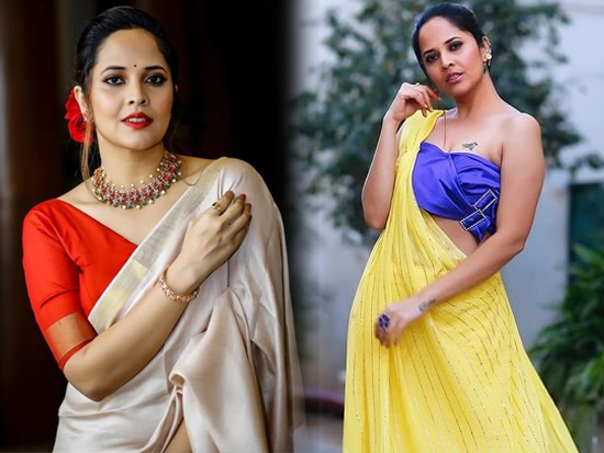 Anasuya Gorgeous Pictures