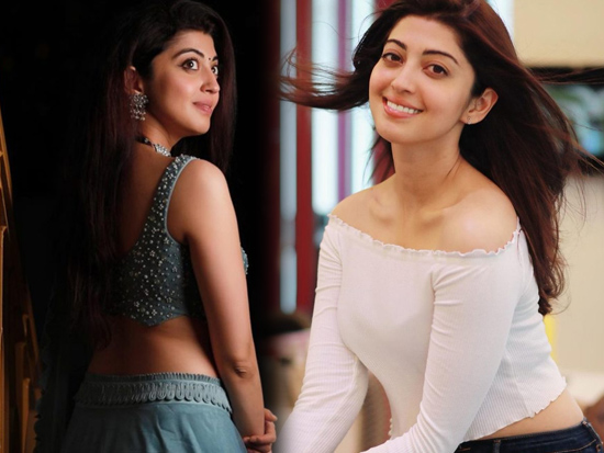 Pranitha Subhash Trendy Clicks