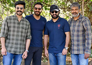 RRR team has completed the Mahabaleshwar shoot