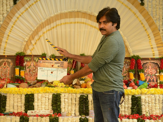Sithara Ents Production No 12 Launched