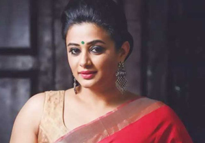 Even in the second inning the skin show is called Priyamani