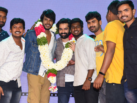 A1 Express Movie Pre Release Event Last Set