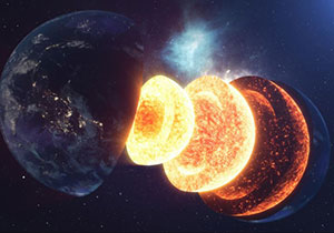 Scientists detect signs of a hidden inner core in our planet