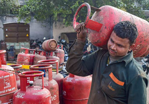 Shock upon shock for the common man Rs 95 increase in cylinder price