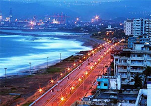 Vizag is ranked 15th among the best livable cities in the country