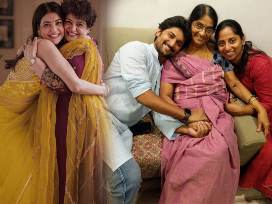Celebs shared special pics on mothers day