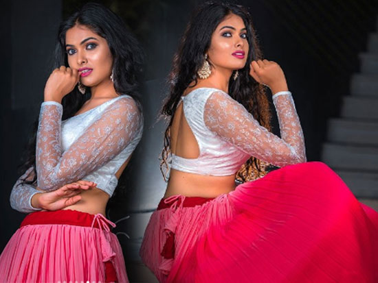 Divi Vadthya Latest photoshoot Pics