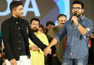 Do you know how much love Charan has for Bunny