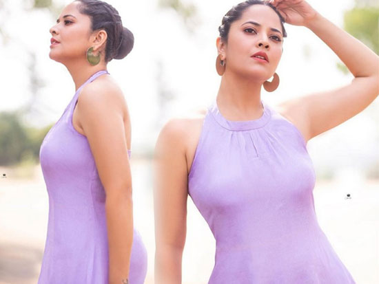 Anasuya Bharadwaj Latest Shoot Hd Images