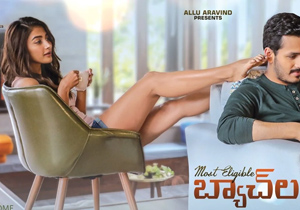 Akhil is lucky With this blow the commercial hit