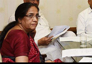 Neelam Sahni should be removed Who filed the petition in the High Court?