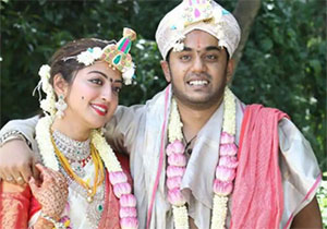 Praneetha who revealed the secret of getting married