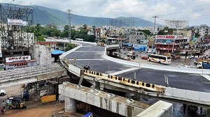 Special road in Visakhapatnam for CM ministers