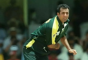 Star cricketer who has become a cab driver