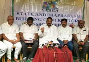 Contractors shocked by AP government