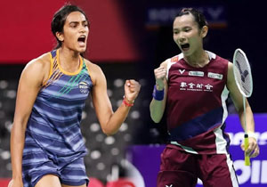 Pv Sindhu Faces Defeat In Semi-finals