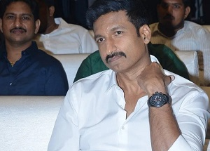 Gopichand listening to genuine hits for a long time