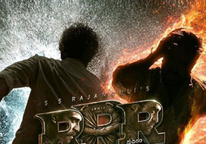 Movie fans are eagerly awaiting the movie RRR