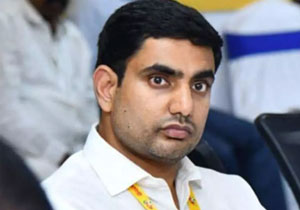 Lokesh lost his Existence in TDP