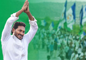 YCP is now unopposed in the AP