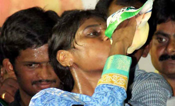 Sharmila Yatra