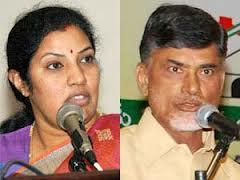 ChandrababU Naidu Says No Way to Purandeswari
