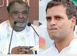 Congress suspends TH Mustafa For Comments on Rahul