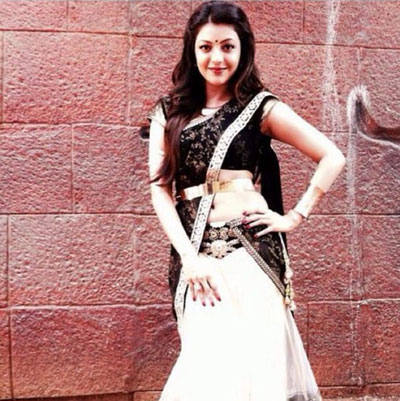 Kajal Agarwal in Govindudu Andarivadele movie