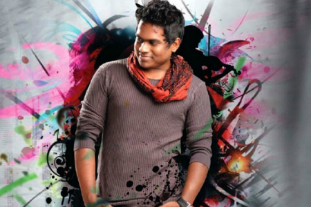 yuvan shankar raja not Change his name