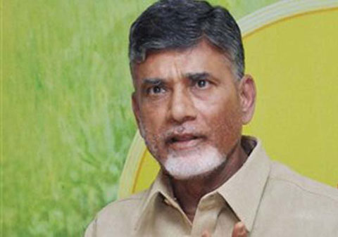 Chandrababu naidu House in andhra is illegal construction