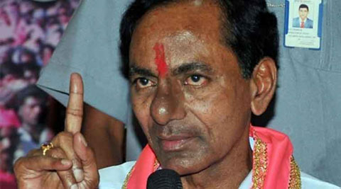 KCR Precautions in Phone tapping Issue