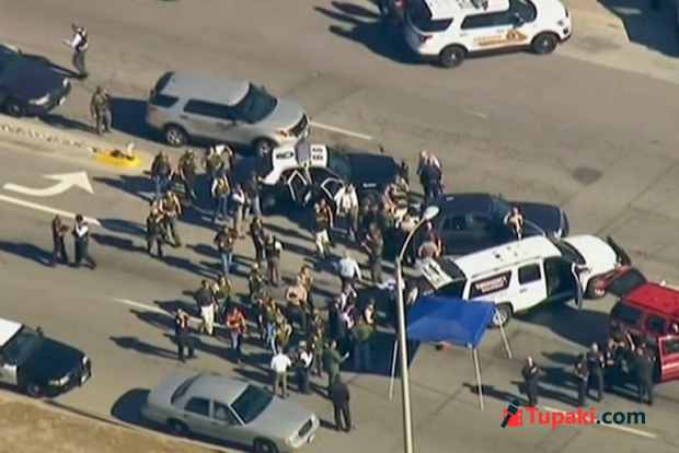 14 dead in Southern California mass shooting
