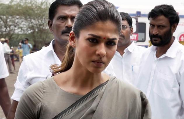 Nayanthara Karthavyam Movie