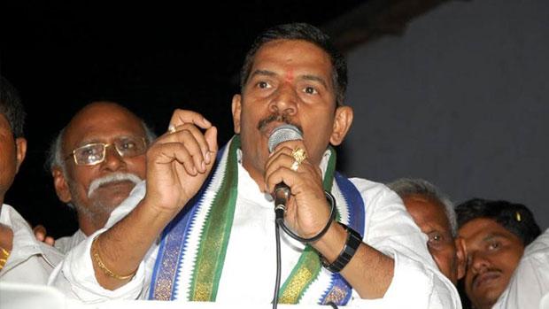 YSRCP Leader IV Reddy Comments on Chandrababu Naidu