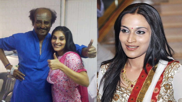 Aishwarya Dhanush Suggestion to Rajinikanth