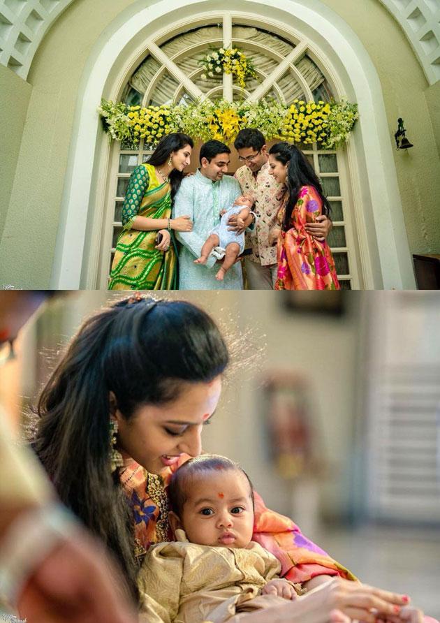 Balakrishna second Grand Son Name Aryaveer