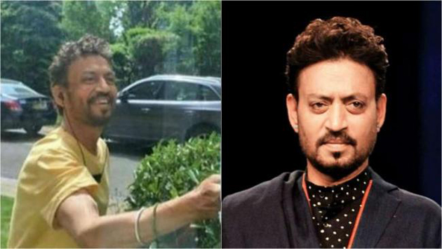 Irrfan Khan Briefly Returns To Social Media. Posts This Happy Pic