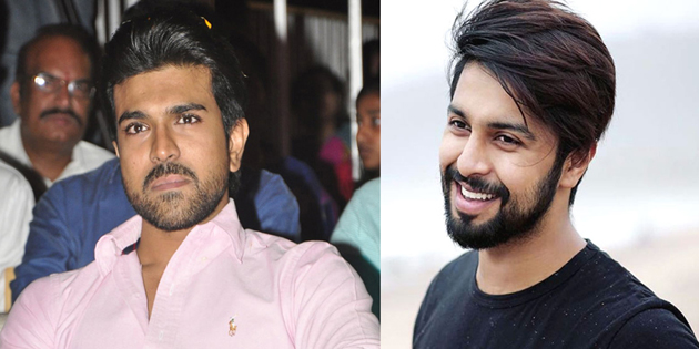 Kalyan Dhev On About Ram Charan Suggestions for Vijetha Movie