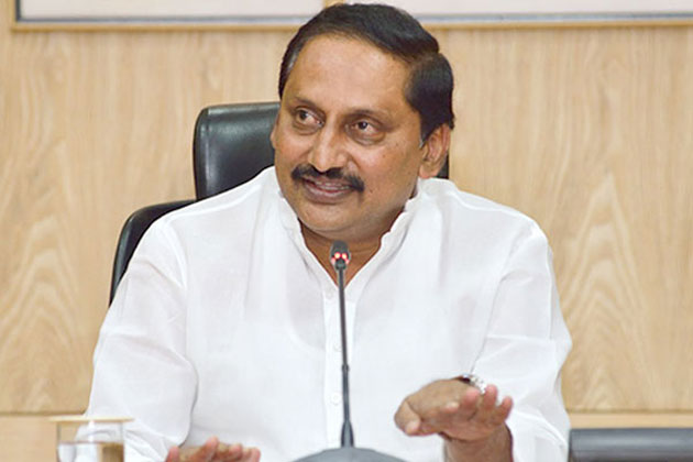 Kiran Kumar Reddy Ready to Re Entry in Congress Party