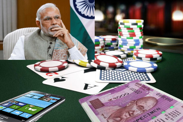 Narendra Modi ON About To Allow gambling, betting on sports as regulated, taxable activities