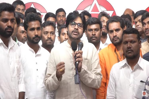 Pawan Kalyan once decided to commit suicide