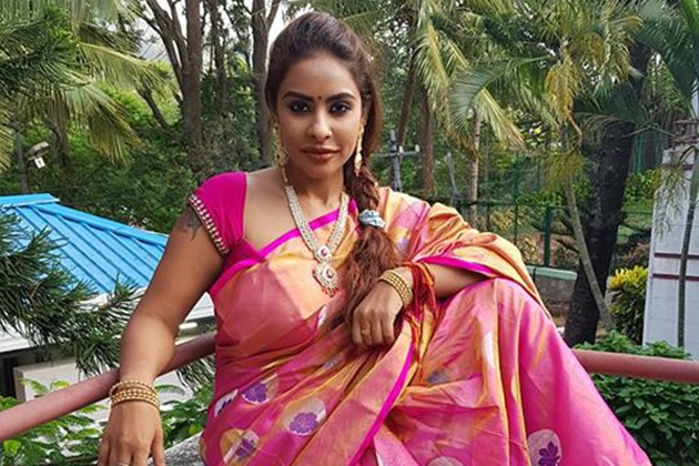 Sri Reddy Going To Chennai