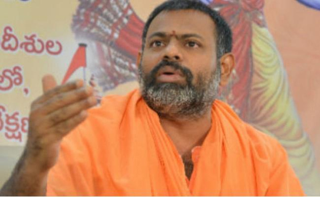 Swami Paripoornananda Files Lunch Motion Petition In High Court